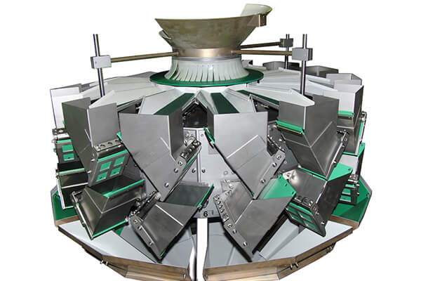 Combination weigher CP-Heavyload