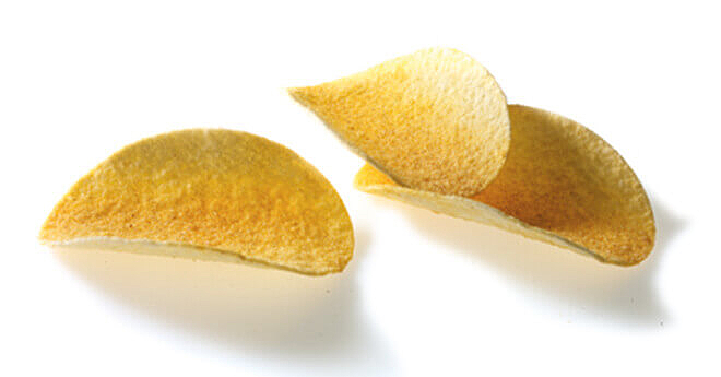 Packaging stackable chips